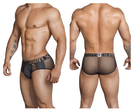 Xtremen Microfiber and Mesh Brief ブリーフ