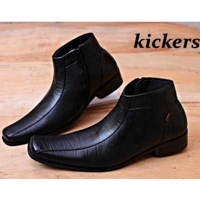 jenis model sepatu pria