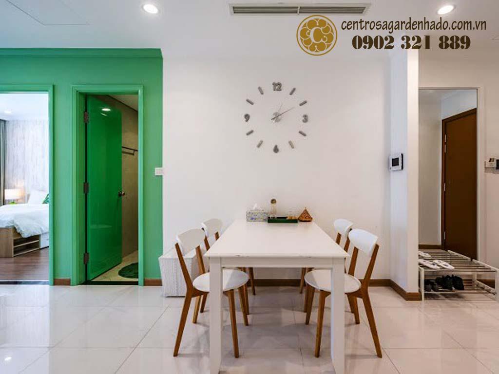 Căn hộ Q10 Hado Centrosa cần bán 1PN 56m2 tòa Orchid 1 - hình 3