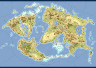 Formación Pangea Ultima
