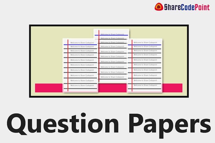 ECE312 : Microprocessor Based System Design End Term Exam Question Paper    ECE 312   LPU