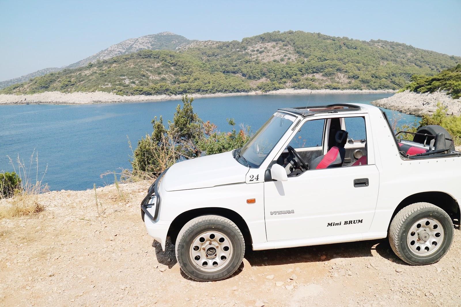 Mini Brum Car Rental, Mljet