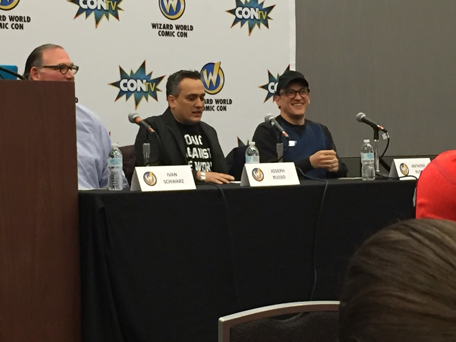 Cleveland's Joe and Anthony Russo, Captain America directors