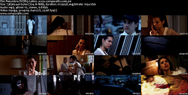 Penumbra DVDRip Audio Español Latino Película 2011