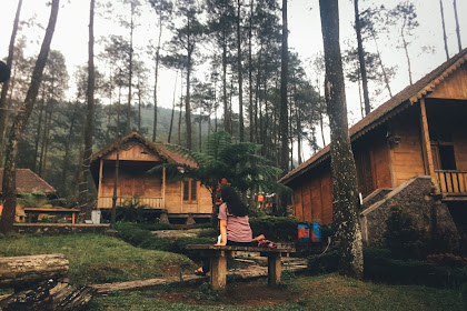 Vanaprastha Gedong Songo: Rumah Kayu Di Antara Hutan Pinus