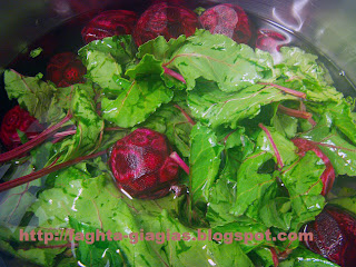 Παντζάρια σαλάτα - από «Τα φαγητά της γιαγιάς»