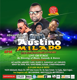 Event: Austino Milado(The Gyration King) & Friends