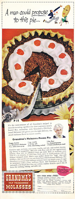 WWII Era Recipe: Pecan Pie WW2