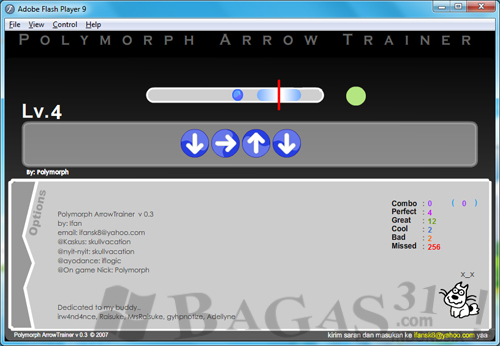 Polymorph Arrow Trainer (Ayodance Offline) 2
