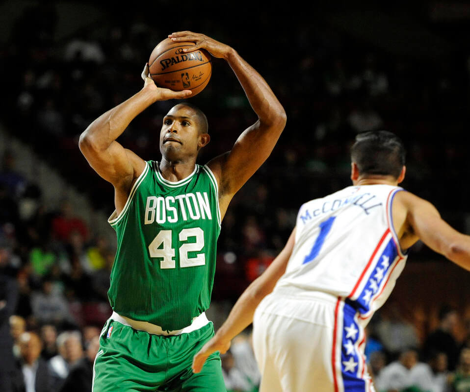 e0b4f7589 Difficult not to notice Al Horford now