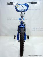 Sepeda Anak Wimcycle Arrow (Police) MY 2011