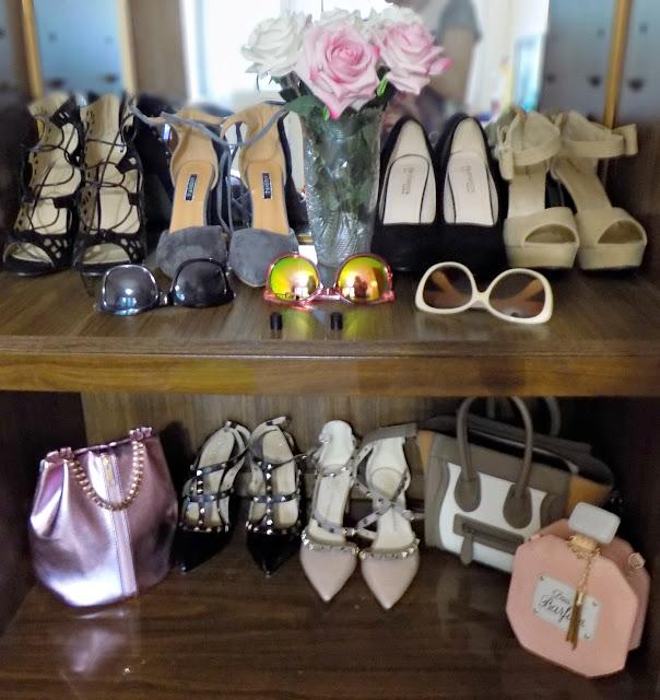 гардероб, мой гардероб, обувь