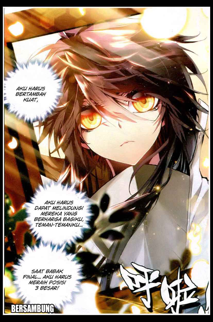 Baca Komik Manga Shen Yin Wang Zuo Chapter 80 Komik Station