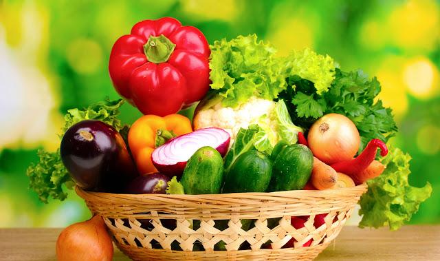 Buah dan Sayur Terbukti Dapat Memperlambat Penuaan Dini