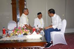 Jokowi Sarankan Nyak Sandang Umrah Bukan Haji Karena Alasan Kesehatan