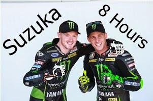 Smith dan Espargaro akan menghadapi Stoner di Suzuka 8 hours