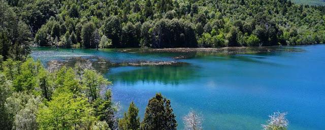Como é o Lago Guillelmo