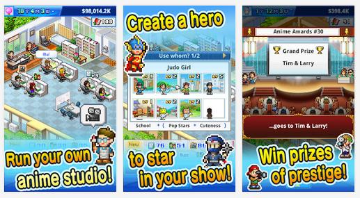 Anime Studio Story v1.0.6 Apk Mod