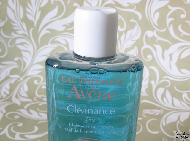 Cleanance Gel, o gel de limpeza facial da Avène