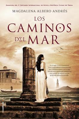 """""""Los caminos del mar"""" de Magdalena Albero Andrés"""