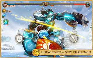 Beast Quest v1.2.1 (MOD, golds/coins/potions) APK+DATA