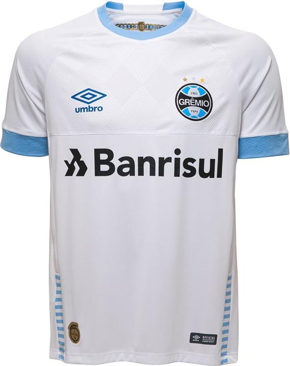 5bc1e33043 Umbro lança a nova camisa reserva do Grêmio - Show de Camisas