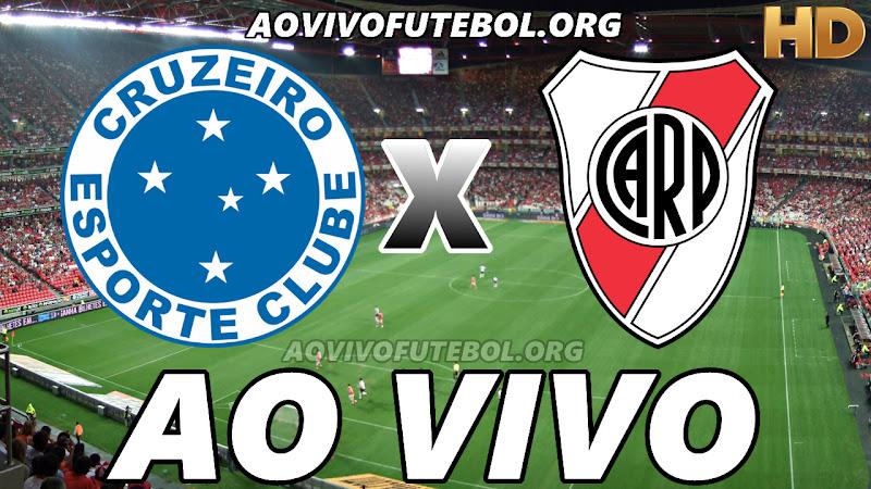Cruzeiro x River Plate Ao Vivo na TV HD