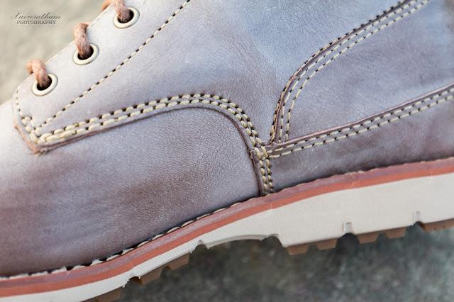 「敗家之路」Timberland 深褐色復古摔紋高筒靴 - 8