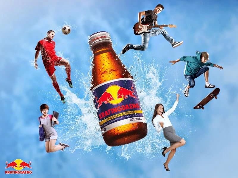 Benarkah Minuman Berenergi 100% Aman & Tidak Berbahaya