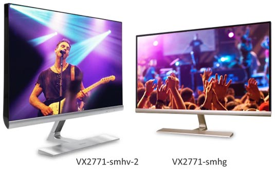 ViewSonic Full HD Multimedia Monitors