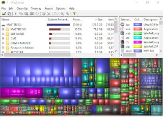 3 Tool untuk Menemukan File/Forder yang Memenuhi Hardisk