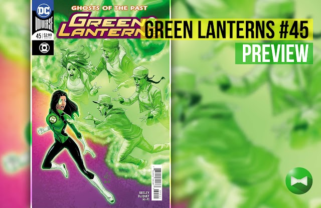 Green Lanterns #45 Preview