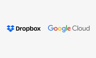Dropbox mengumumkan kemitraan dengan Google