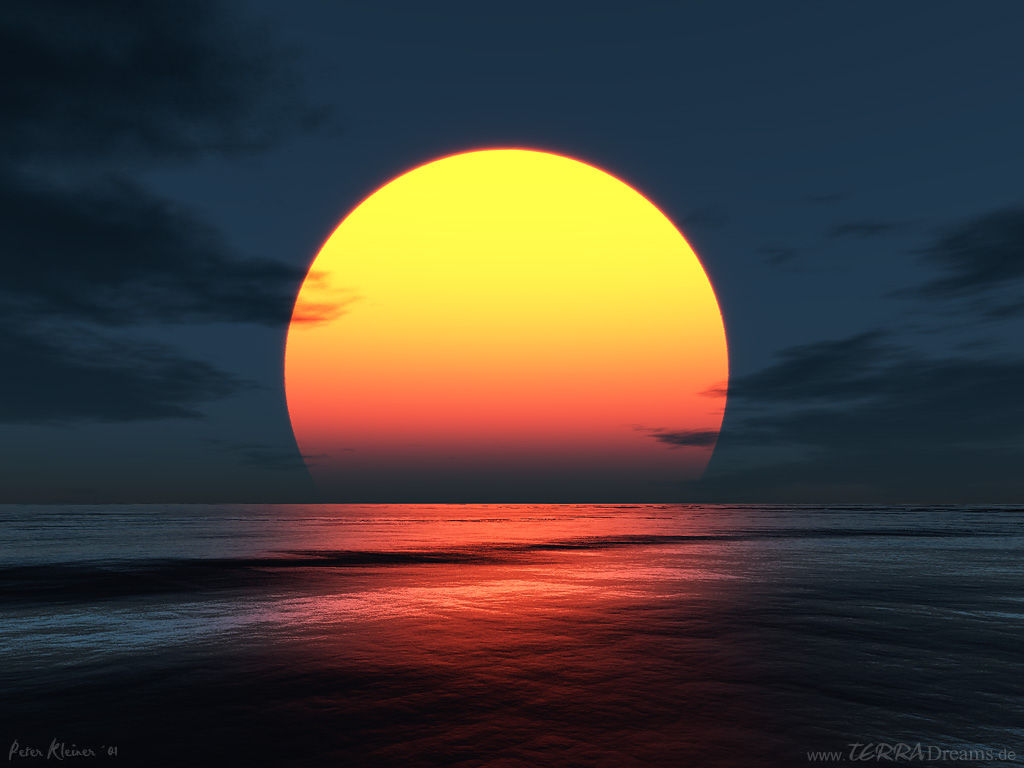 Nature Wallpapers | Marvelous Wallpapers: Sunset Desktop ...