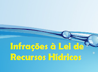 Infrações à lei de recursos hídricos