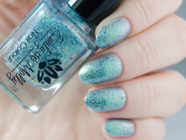 Emily de Molly The Counting Order swatch