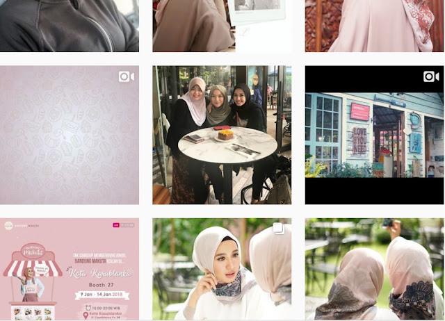 Pengikut IG Agnez Mo Lebih Sedikit dari Artis Hijab Ini