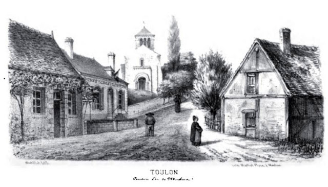 Patrimoine de l'Allier: Toulon sur Allier