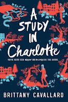 a study in charlotte by brittany cavallaro book cover
