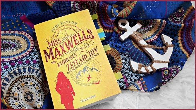 Rezension Die Chroniken von St. Mary's I Miss Maxwells kurioses Zeitarchiv Jodi Taylor