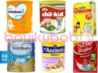 Harga Susu Bayi