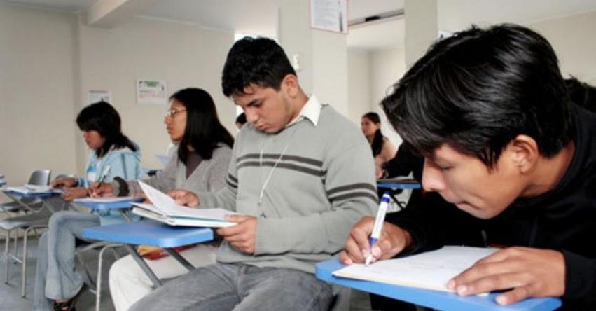Convocan concurso CAS para jefaturas zonales de programa Jóvenes Productivos en Junín y Apurímac