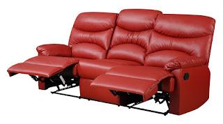 Lane Triple Reclining Sofa You Love Toluca Lake Red Stores: