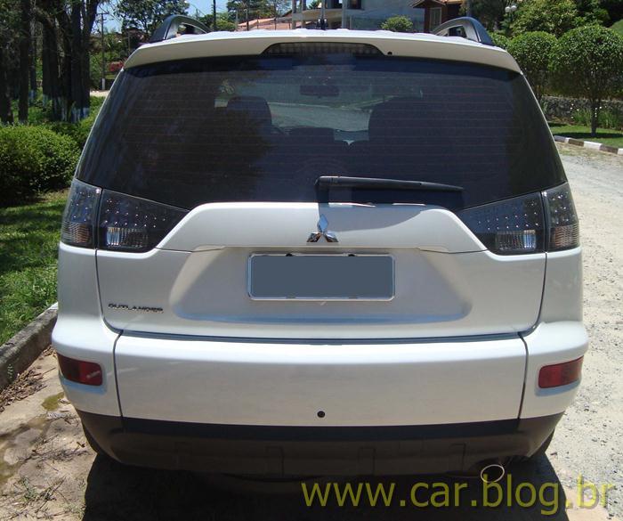 Mitsubishi Outlander 2.0L 2012: fotos, preço, consumo e ficha técnica | CAR.BLOG.BR