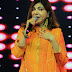 Alka Yagnik performed live in Mumbai on Mother's Day for GoCeleb.com Club.