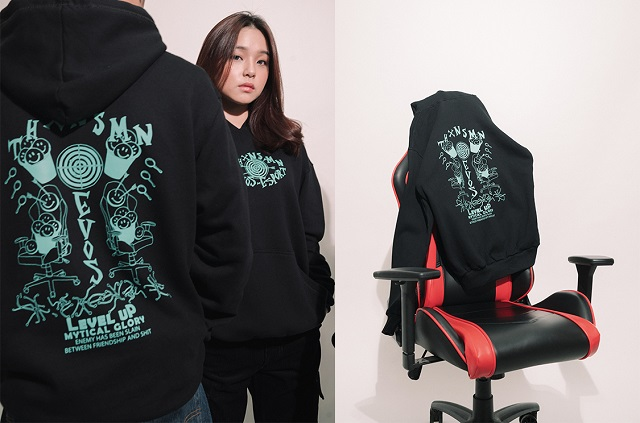 EVOS Esports Gandeng Thanksinsomnia(R) Luncurkan Produk Fashion Sebagai Bentuk Kolaborasi Streetwear dengan Esports