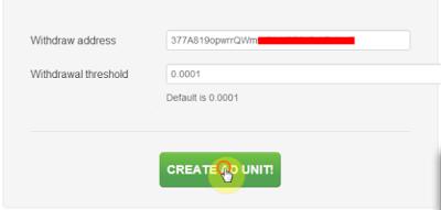 Dapet Bitcoin Gratis Secara Otomatis Dari Pengunjung Blog