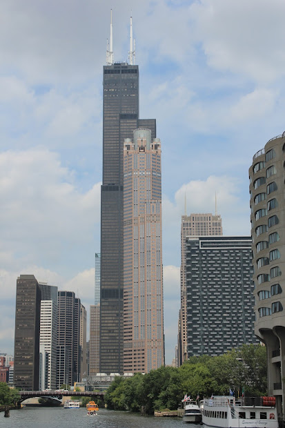 Anette Of Travels. Chicago Architecture Foundation River Cruise