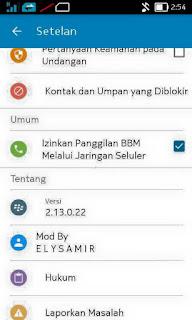 BBM MOD ORIGINALITE v2.13.0,22