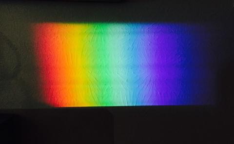 Ultraviolet Spectrum Letsphysics.com